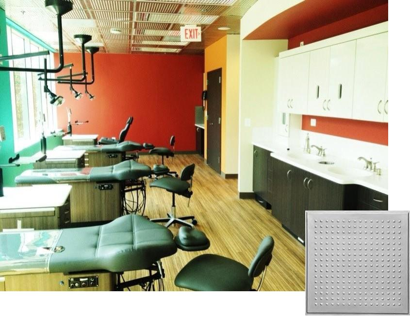 Commercial Ceilings - Dental Offices