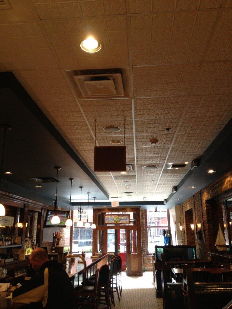 Road Trip - Restaurant Ceiling Tiles in Richmond, VA