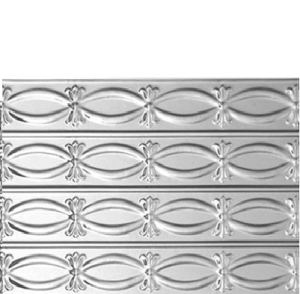 Ribbons - N - Bows-Aluminum Backsplash Tile