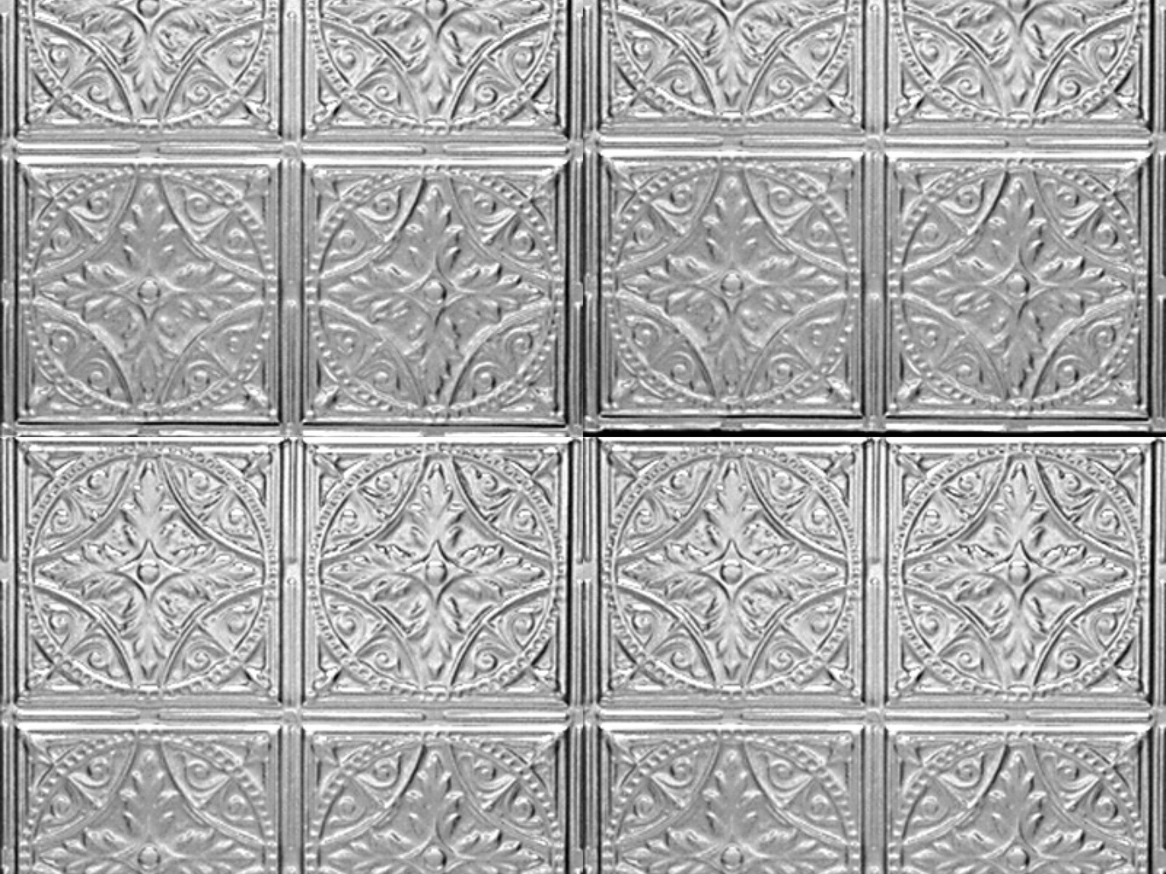 Stainless steel stove fabulous tin backsplash decorative stainless steel stove fabulous tin backsplash decorative ceiling tiles kitchen update fauxtintiles dailygadgetfo Choice Image