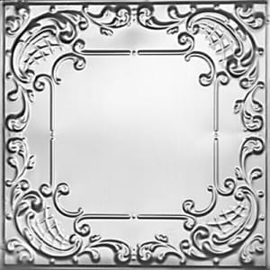 Queen Anne Lace tin Ceiling Tile #2406