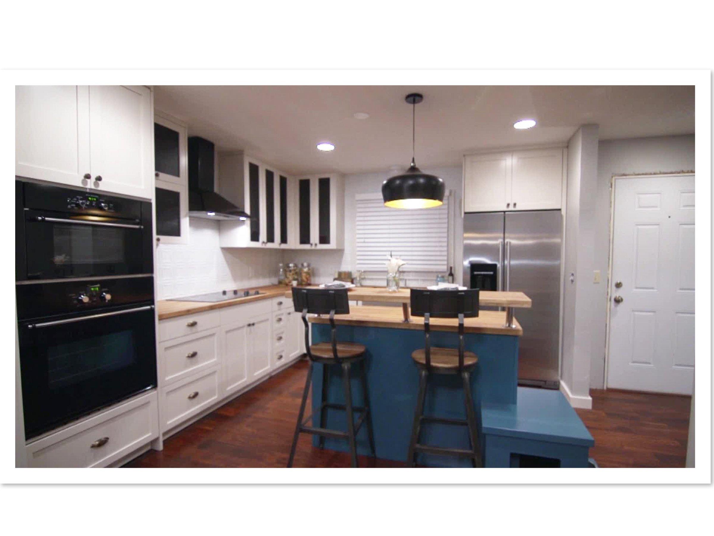 Ceiling Tile Ideas · Tin Kitchen Backsplash On HGTVu0027s Renovation Raiders