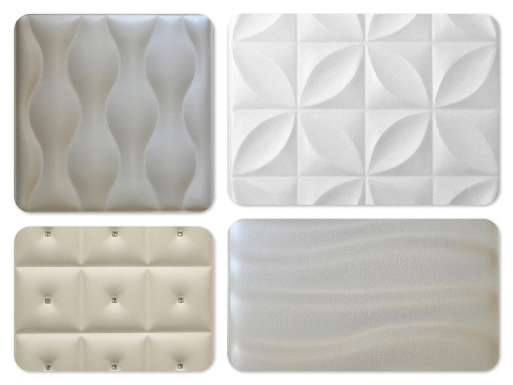 Shades of White Decorative Wall Panels