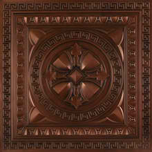 argonaut_faux_tin_ceiling_tile_DCT01_antique_coppper