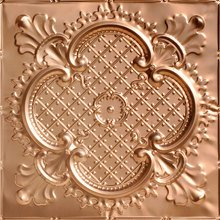 shanker copper ceiling tile #500