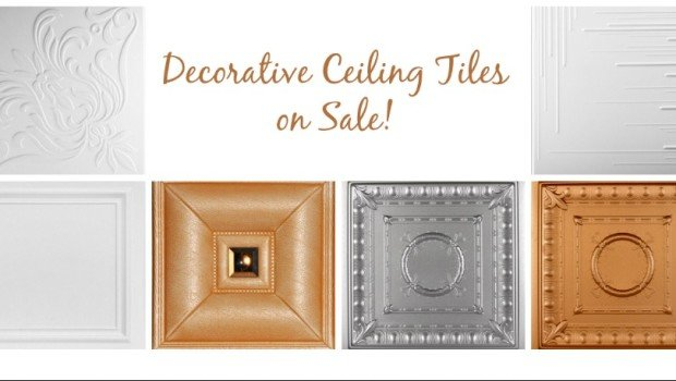 Decorative Ceiling Tiles Sale Styrofoam Faux Leather Tiles Best Decorative Ceiling Tiles Coupon