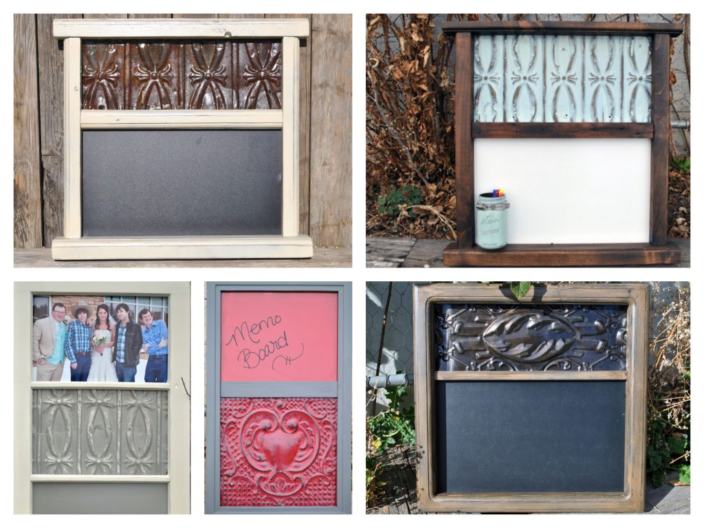 Upcycled Ceiling Tile Home Decor Message Boards