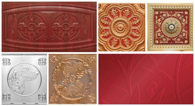 Asian Influenced Decorative Ceiling Tiles Affordable Ceiling Decor Mesmerizing Decorative Ceiling Tiles Coupon