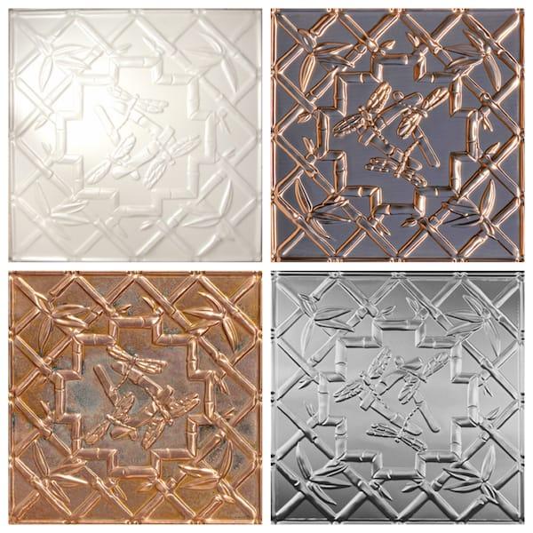 Dragonflies - Aluminum Ceiling Tile - 2489